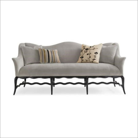 Hotel Wrought Iron Sofa