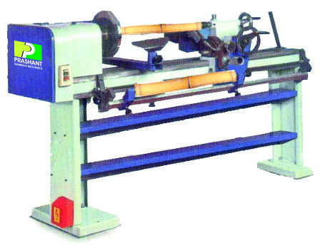 Bamboo Copying Turning Machine