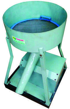 Agarbatti Masala Filter (Chanana) Machine
