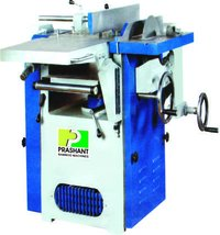 Wood Cutting and Planing Machine