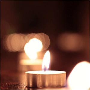 Fancy Tea Light Candles