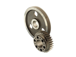 Ground Helical Gears