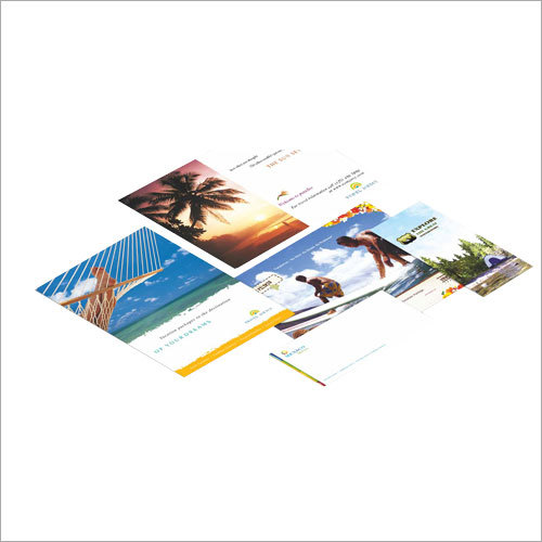 Template Designing and Printing Services