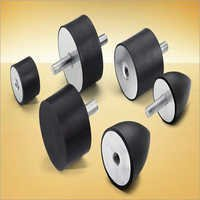 Rubber Vibration Damping Mounts