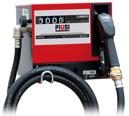 Cube- 90/44 Fuel Dispenser