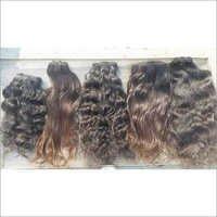Light Color Temple Hair