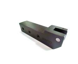 CNC Single Wheel Knurling Tool Holder