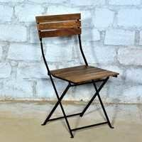 Folding Cafe Chair