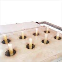 Rubber Bonding Multi Cavity Heater