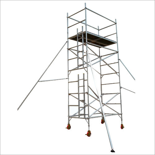Single Width Mobile Scaffolding Tower
