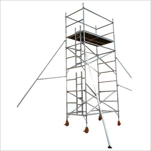 Single Width Mobile Scaffolding Tower