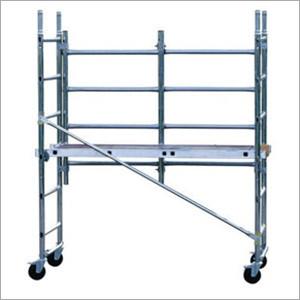 Folding Platform Scaffolding
