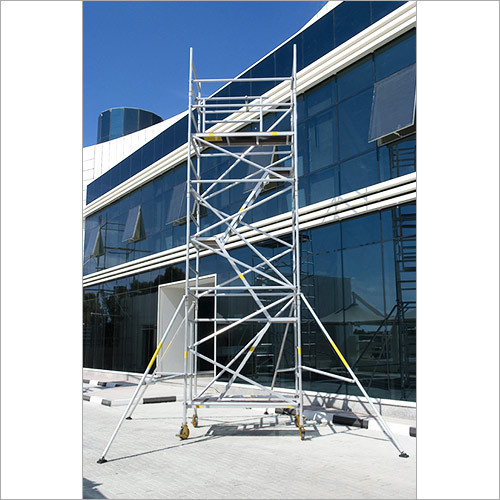 Stairway Mobile Scaffolding Tower