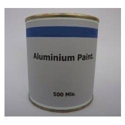 HR Aluminium paint