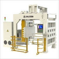 Silicone Rubber Clamping Molding Machine