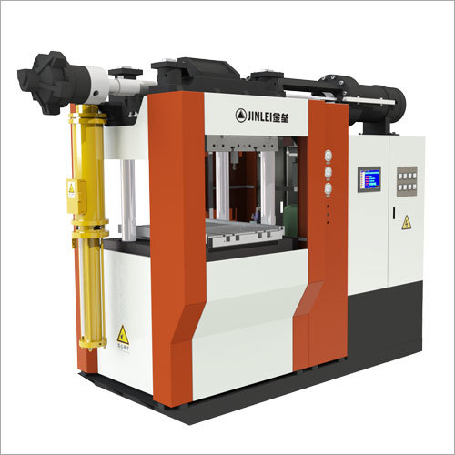 Angle Rubber Injection Machine