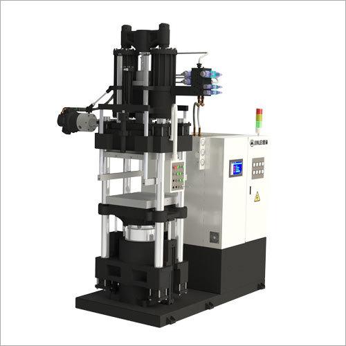 Rubber Injection Machine (Rear Oil Tank)