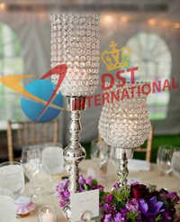 Crystal Centerpieces Lamp