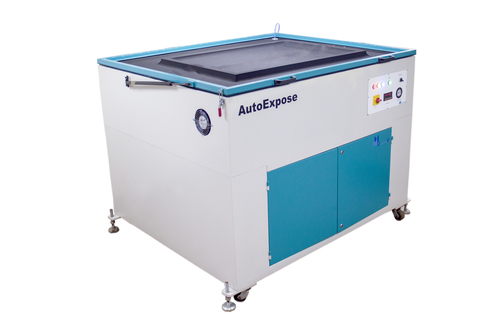 Metal Halide Expose Machine