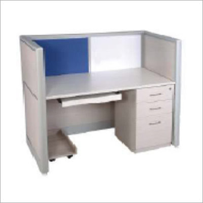 Plywood Office Workstations