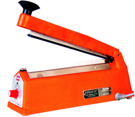 Impulse hand sealing machine