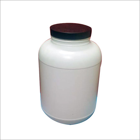 Protein Powder Plastic Bottle
