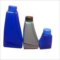 Lubricant Blue Bottle
