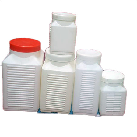 Pharmaceutical Plastic Jar