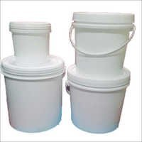 Protein Powder Plastic Bucket