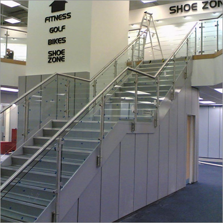 Stainless Glass Railing