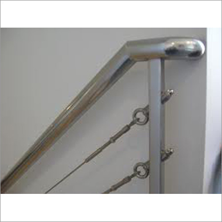 Rope Wire Railing