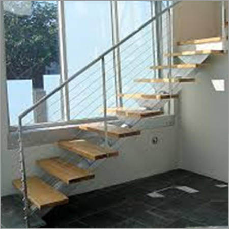 Stainless Wire Rope Railing