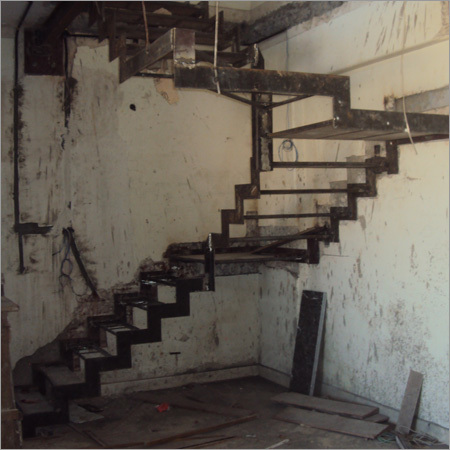Steel Staircase Structure