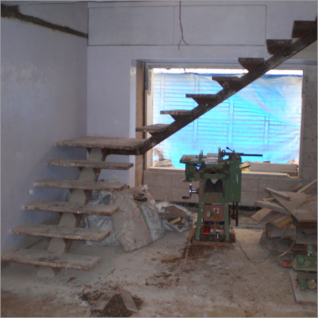 MS Staircase Structure