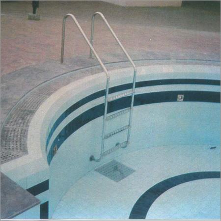 Swimming Pool Metal Railing