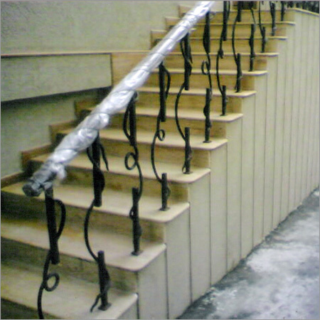 Wrought Iron Stair Railings