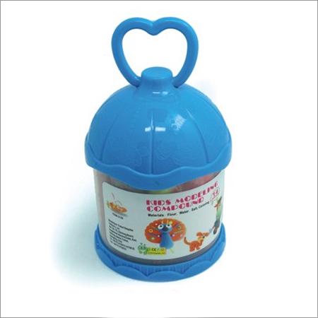 Small Play Dough Lantern