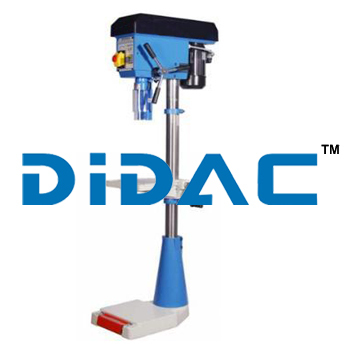 Meddings Drill Floor Machine
