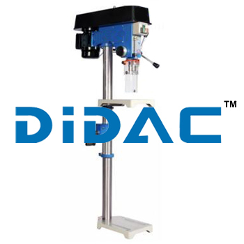 Compact Floor Drill Machine