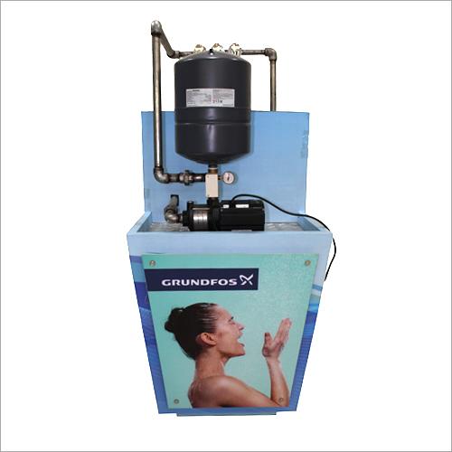 Grundfos pressure booster
