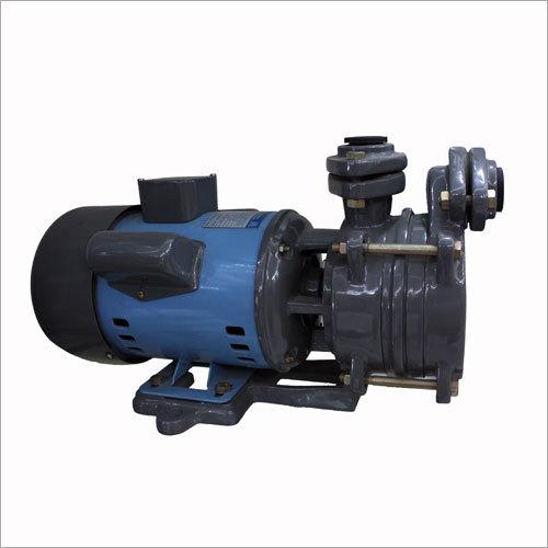 Monobloc pump