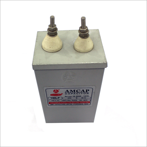Electrical Capacitors & Condensers