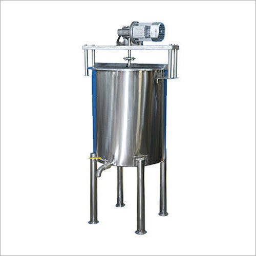 Liquid Mixing Vessel