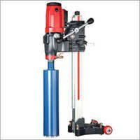 Electric Concrete Core Cutter