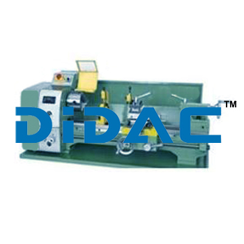 Speed Lathe Machine Metric Variable