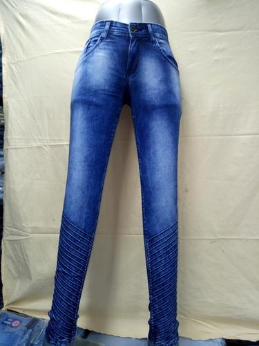 Ladies Pattern Jeans 106
