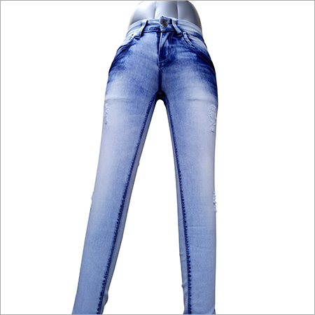 LADIES BLUE JEANS