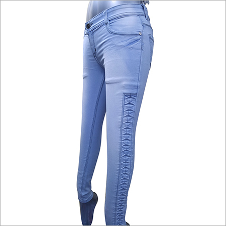 Ladies Pattern Jeans 101