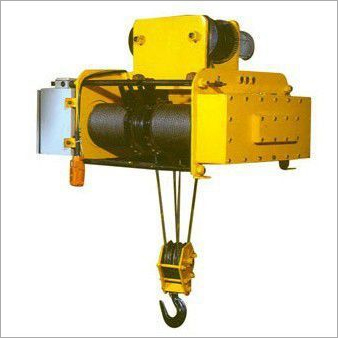 Electric Wire Rope Hoist Manufacturer,Supplier in Rajasthan