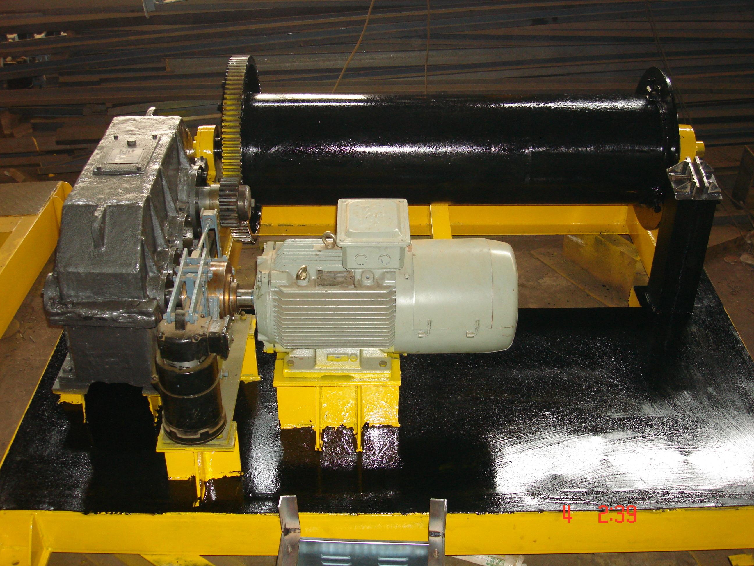 Heavy Duty Winch Machine